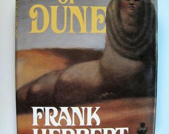 God Emperor of Dune, Frank Herbert, 1st Edition/11th Printing, Very Good+/Very Good 1981 Hardcover/Dust Jacket