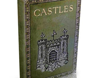 Fortresses Castles & Cathedrals 69 Rare Books on DVD - Vintage Monasteries Abbeys Architecture Keeps Legends Battlements Fort Moats