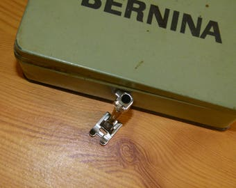Bernina presser foot stitch right opportunity