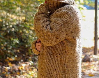 Hot big mesh vintage vest