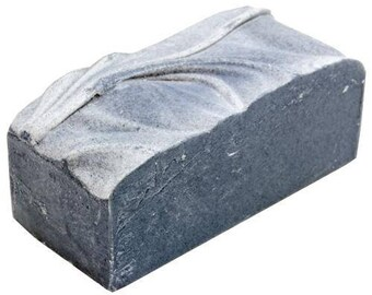 Activated Bamboo Charcoal Goat Milk Soap - unscented, fragrance free