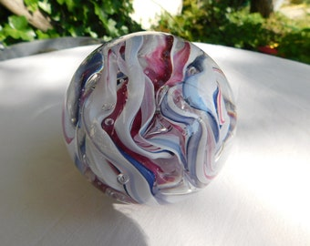 Crystal paperweight