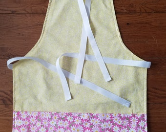 Child's bib apron