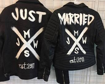 Couples Custom Jacket