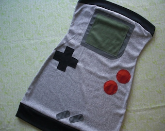 handheld gameboy dress