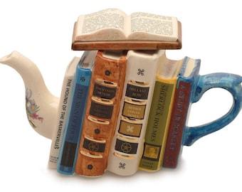 Sherlock Holmes Teapot
