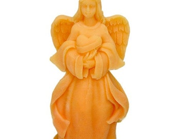 Angel 3D Flexible Silicone Mold Silicone Mould Candy Mold Chocolate Mold Soap Mold Polymer Clay Mold Resin Mold R0512