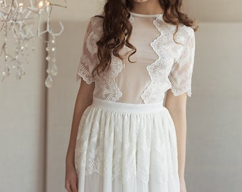 Dress SS15 | Wedding dress Boho wedding dress Romantic Wedding Dress vintage wedding dress elegant wedding gown
