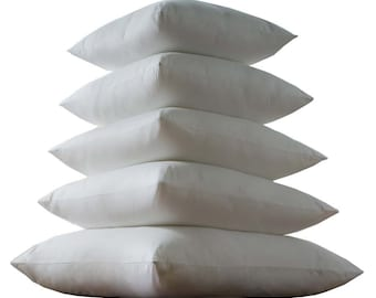 18 Inch Feather Down Pillow Form