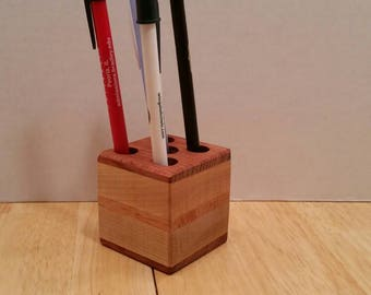 Pencil or pen holder