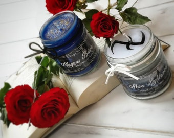 The Mortal Instruments-Bookie Candles