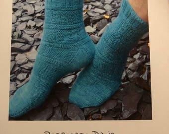 smeatons pier sock pattern