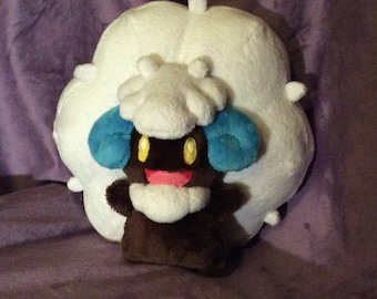 Whimsicott Pokemon Plush