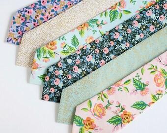 Necktie, Neckties, Mens Necktie, Neck Tie, Floral Neckties, Groomsmen Necktie, Groomsmen Gift, Rifle Paper Co - Menagerie Collection