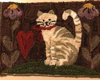 Punchneedle Cats