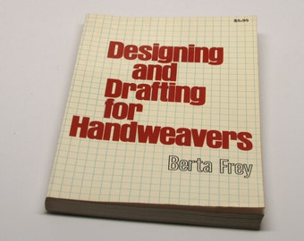 Design and Drafting for Hand weavers used