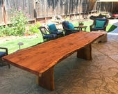 Redwood Patio Table - Out...