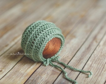 Seafoam Green Bonnet