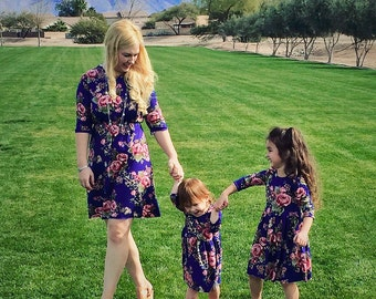 Mommy and Me Dress | Matching Mother and Daughter Dresses | Mother Daughter Matching Dress | Mommy and Me