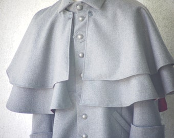 Custom Inverness Style Greatcoats
