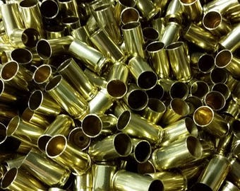 Processed 9mm Brass
