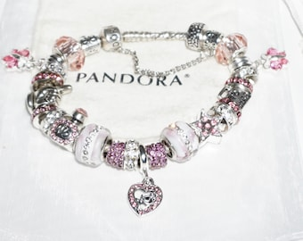 Mom you're our star!  Authentic Jared Pandora bracelet
