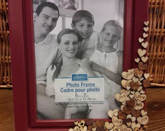 Hand Crafted / Handmade Picture Frames