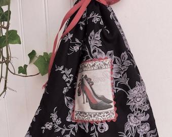 Lingerie bag.