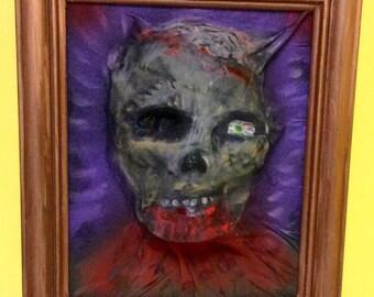 3D Zombie Werewolf