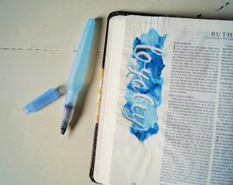 Water Brush Pen - Bible Journaling - Brush Pen - Paint Brush