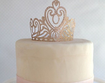 Crown Cake Topper