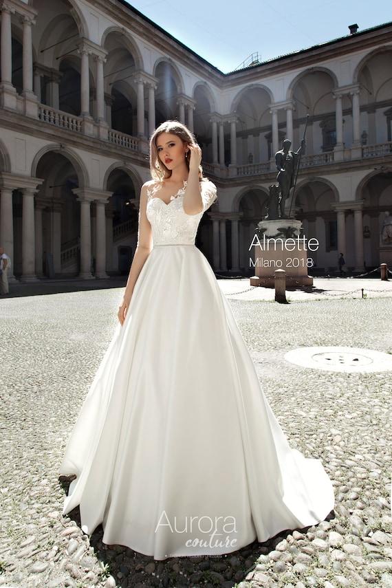 Hochzeitskleid Hochzeitskleid Spitze Brautkleider