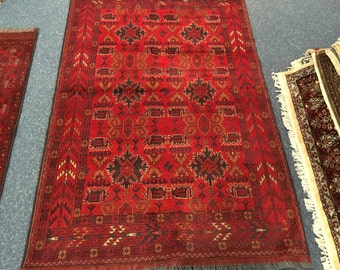 Nice Afghan Khalmohammadi rug