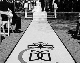 Aisle Runners Wedding Aisle Runner Custom Aisle Runner