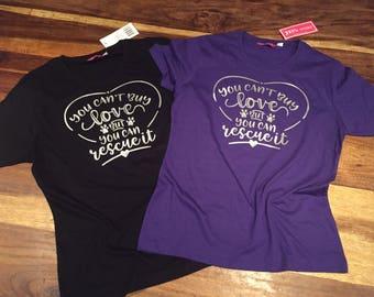 Pet Rescue T-Shirt