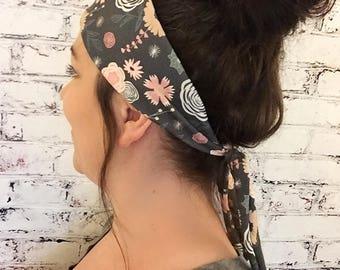 Flora's Garden - Eco Friendly Yoga Headband