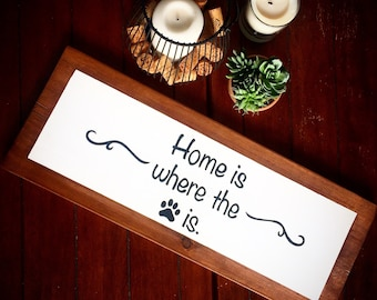 Home is Where the Paws Are