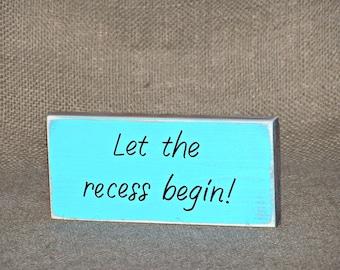 Retirement Decor Wood Sign, Teacher Appreciation Plaque, Country Cottage Rustic, School Friend Funny Retirement Quote, Retire Humorous Gift