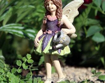 Fairy Emma for Miniature Garden, Fairy Garden