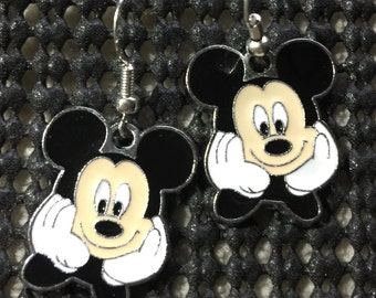 Mickey Mouse Earrings