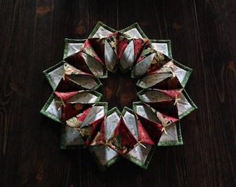 Large Christmas Wreath No. 1