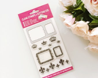 Clear Stamps Set 2