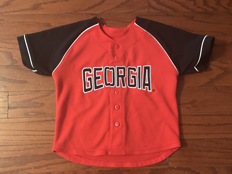 kids georgia bulldog jersey