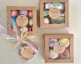 BRIDESMAID Gift Spa gift box: Treat Yo'self Gift Box