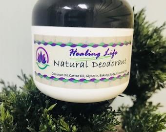 Natural Deodorant Paste
