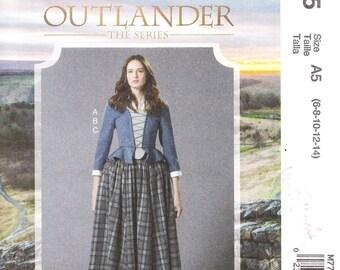 McCall's 7735 Misses' Celtic Costume Pattern