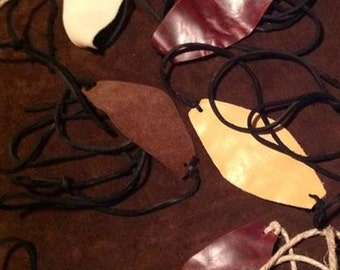 Leather Shepherd's/Rock Sling