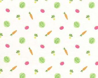 Bunny's Garden from Michael Miller, Lettuce Nibbles, Easter, Spring