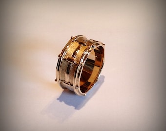 14k Snare Drum Ring