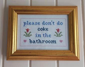 Futuristic The Bathroom Painting